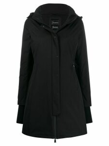 Herno hooded padded coat - Black