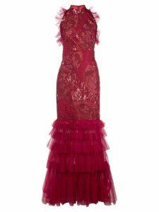 Zuhair Murad Mayugi tiered dress