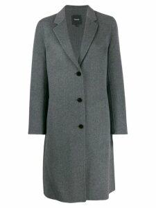 Theory robe coat - Grey