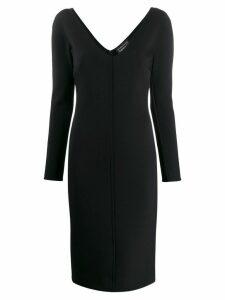 Gianluca Capannolo Eve Marie midi dress - Black
