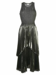 Altuzarra knitted metallic finish Mishka dress - Grey