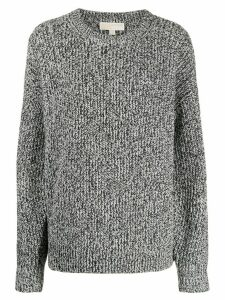 Michael Michael Kors relaxed-fit jumper - Black