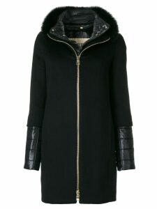 Herno zipped parka - Black