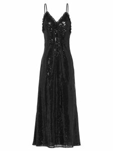 Miu Miu sequinned dress - Black