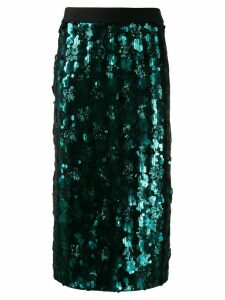 Essentiel Antwerp temptation skirt - Green