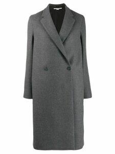 Stella McCartney double-breasted coat - Grey