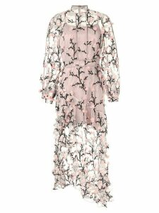 We Are Kindred Charlotte asymmetric dress - PINK