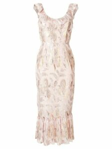 We Are Kindred Harlow fil coupé dress - Pink
