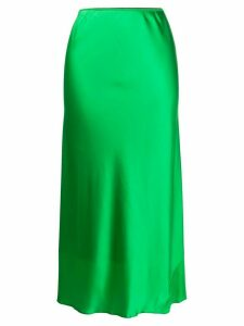 Dorothee Schumacher high-waist midi skirt - Green