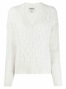 Essentiel Antwerp knitted jumper - Neutrals