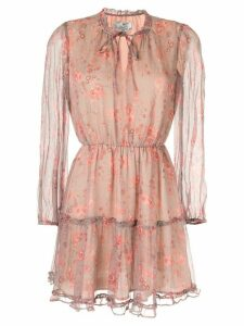 We Are Kindred Lorelai floral-print dress - PINK