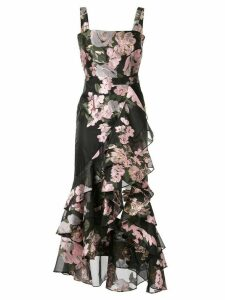 We Are Kindred Claudette floral dress - Black
