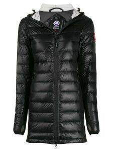 Canada Goose Hybridge quilted coat - Black