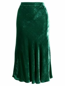 Semicouture midi skirt - Green