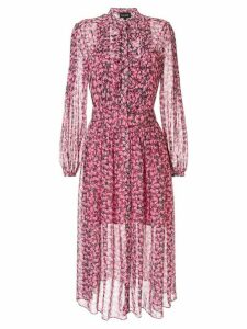 Saloni Raquel dress - PINK