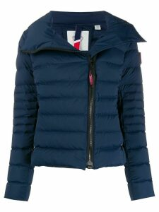 Rossignol quilted down jacket - Blue