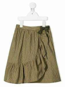Caramel comana skirt - Yellow