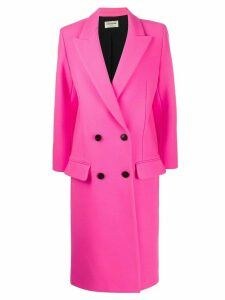 Zadig & Voltaire Fashion Show D Minty coat - Pink