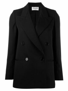Zadig & Voltaire Fashion Show D View blazer - Black
