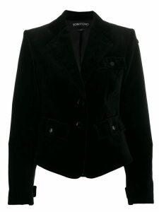 Tom Ford velvet blazer - Black
