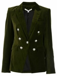 Veronica Beard Lawrence fitted blazer - Green