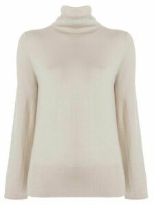 Snobby Sheep roll neck sweater - Neutrals