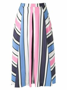 Tufi Duek striped midi skirt - Multicolour