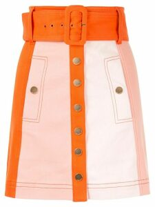 Alice Mccall Chelsea Hotel Skirt - Orange