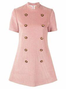Macgraw Surrender corduroy dress - PINK