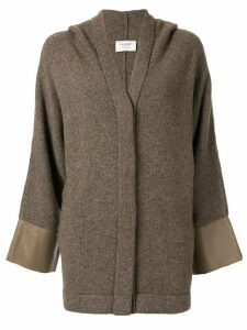 Snobby Sheep knitted cardigan - Brown