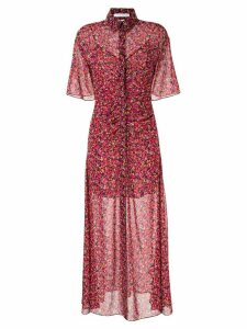 CAMILLA AND MARC Lilia maxi dress - Red