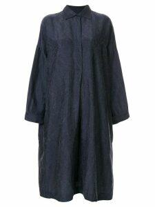 Casey Casey Big T shirt dress - Blue