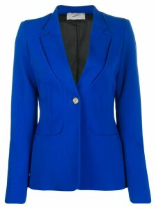 Coperni fitted single-breasted blazer - Blue
