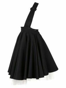 Shushu/Tong pleated midi skirt - Black