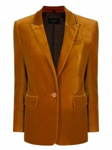 Equipment oversized blazer - Orange
