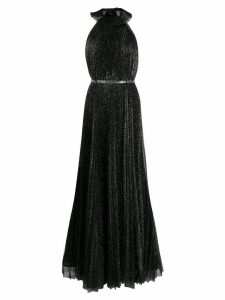 Philosophy Di Lorenzo Serafini glitter-embellished pleated dress -