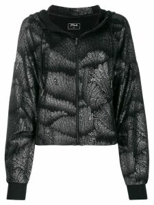 Fila Falcon glitter hoodie - Black