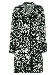 Tory Burch Rosalie coat - White
