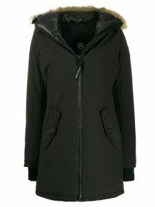 Canada Goose Rosemont hooded parka - Black