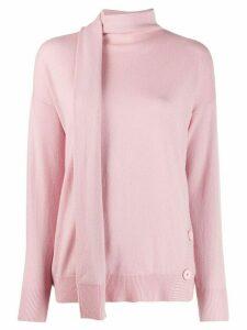 Pinko Allora buttoned jumper