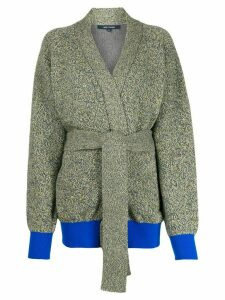 Sofie D'hoore Meredith belted cardigan - Green