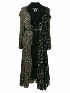 Junya Watanabe belted waist coat - Black