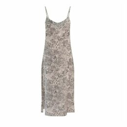 Klements - Dusk Slip Dress Abandoned Village Print