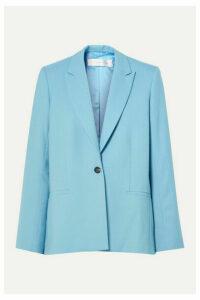 Victoria, Victoria Beckham - Twill Blazer - Sky blue