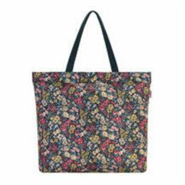 Flower Meadow Large Foldaway Tote Bag