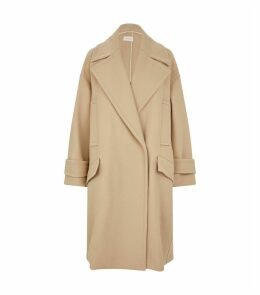 Dumbo Wide Lapel Coat