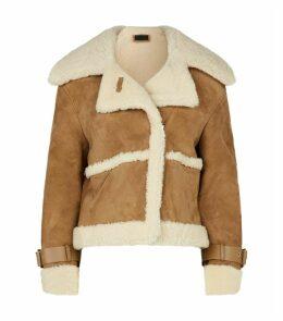 Farley Shearling Jacket