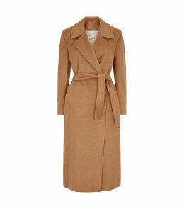 Linda Camel Coat