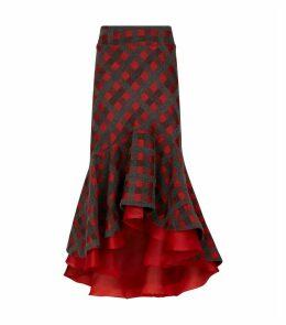 Dallas Fishtail Skirt
