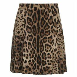 Dolce and Gabbana Dolce  And  Gabbana Mini Skirt
